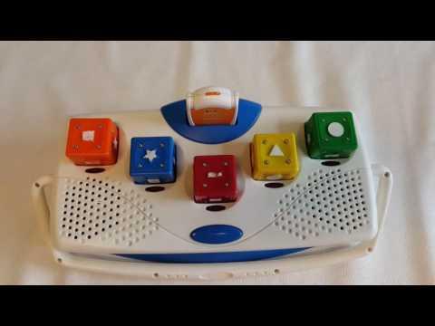 Neurosmith Musical Block Teaching Game