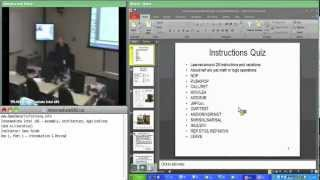 day 1 part 1 intermediate intel x86 architecture assembly applications