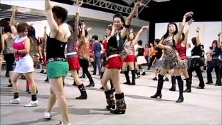 Spanish Cha line dance (17/6/2012) by Mayee Lee