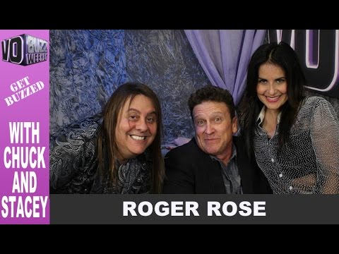 Roger Rose PT1  Big Bang Theory  Voice Over Artist EP205