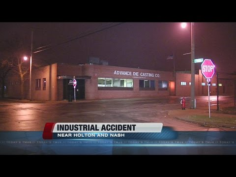 Employee suffers 2nd degree burns following overnight industrial accident