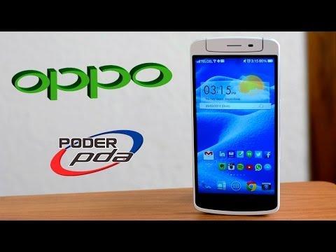 OPPO N1 Video clips