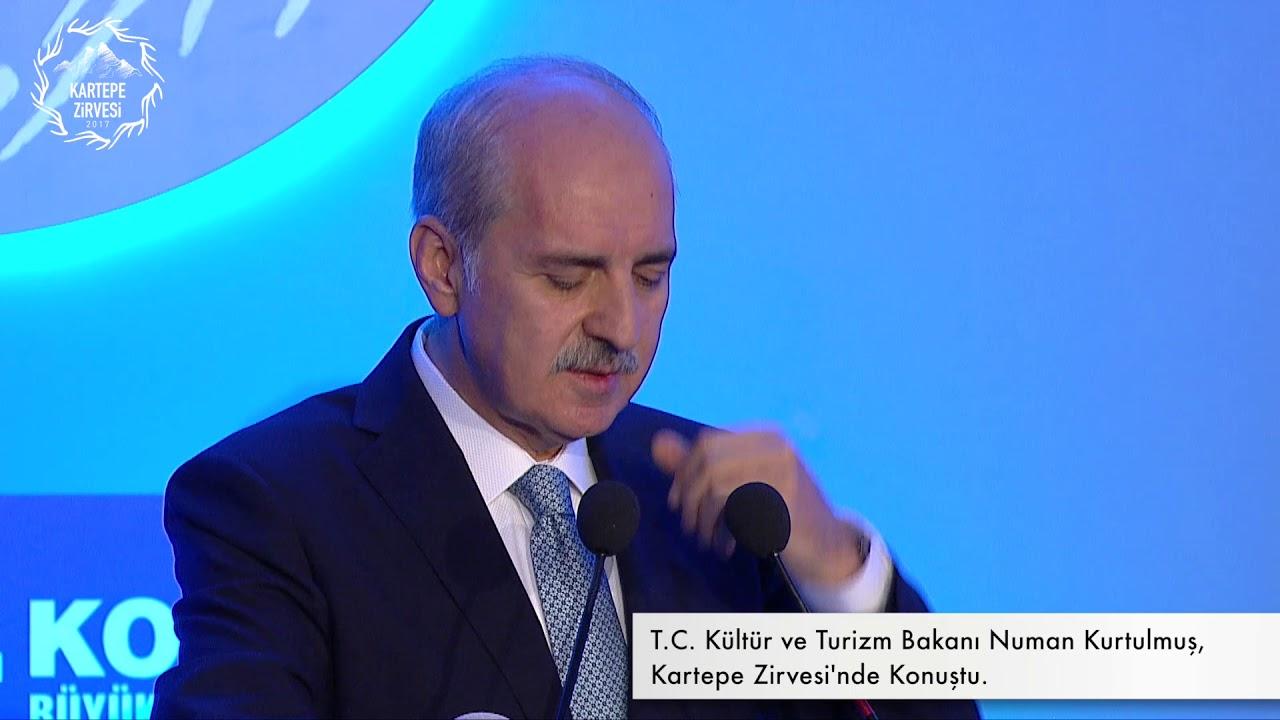 Numan Kurtulmuş Kartepe Zirvesi 2017-18