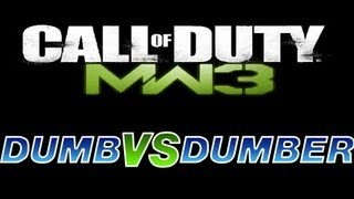 Call of Duty: MW3   Carbon Gun Game, Dumb and Dumber
