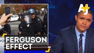 Daily Show's Trevor Noah Mocks Cops Afraid Of People Filming Police Activity