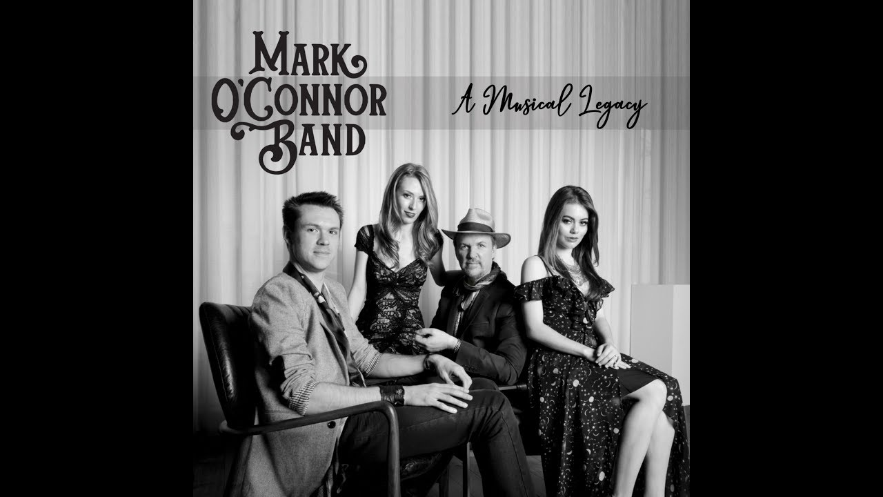 """Video: Mark O'Connor Band """"A Musical Legacy"""" EPK (official video)"""
