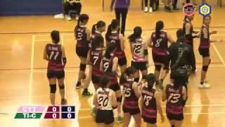 1617排球學界精英賽 冠軍戰 - 鄭裕彤 對 體藝 | 2