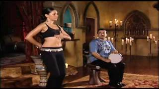 the art of drum solo (Sonia & Issam Houssan) learn egyptian shimmy  DVD HQ