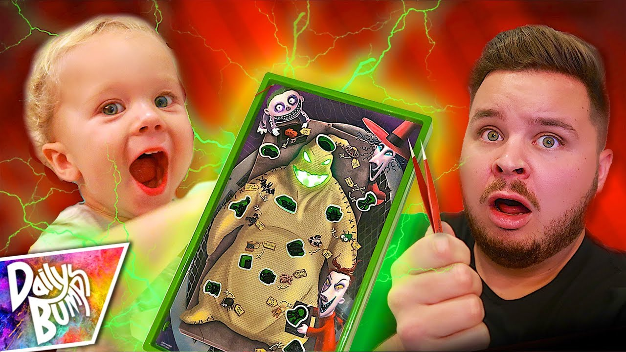 Nightmare Shock Game Scares Baby!