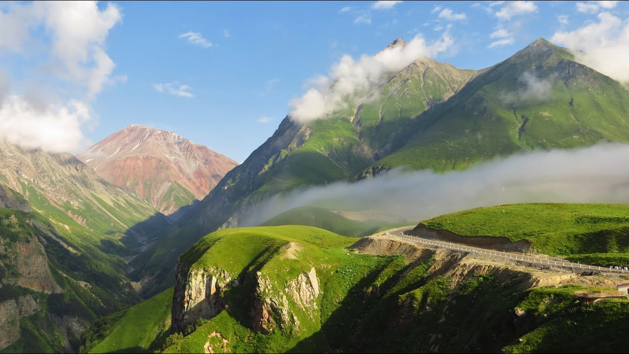 Путешествие по Грузии (2014 г) - YouTube