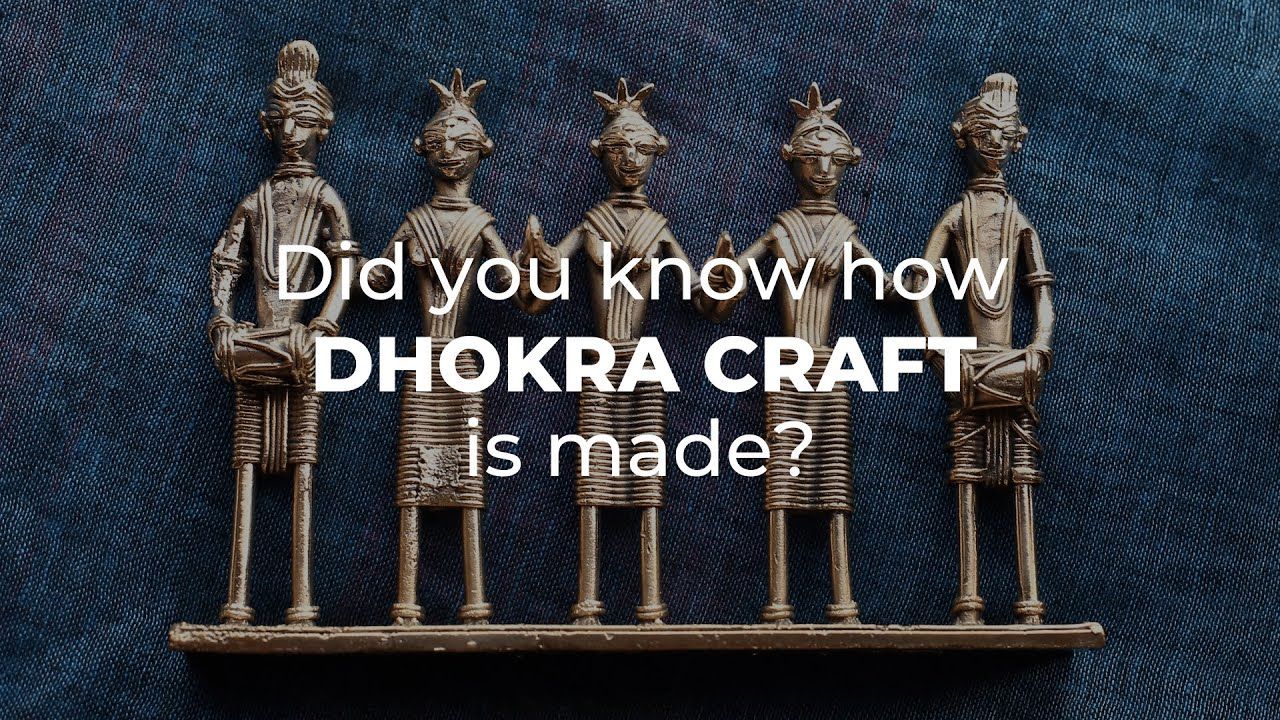 Dhokra Home Decor Products Buy Handmade Dhokra Art Items Online Exclusivelane