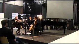 Christian Reimeir - Klaviertrio - phen-ix - Klangspuren Schwaz 2011
