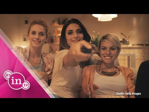 Unser Film-Mix für Euren Mädelsabend!