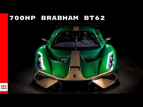 700HP Brabham BT62