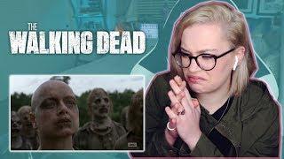 "The Walking Dead Season 9 Episode 10 ""Omega"" REACTION!"