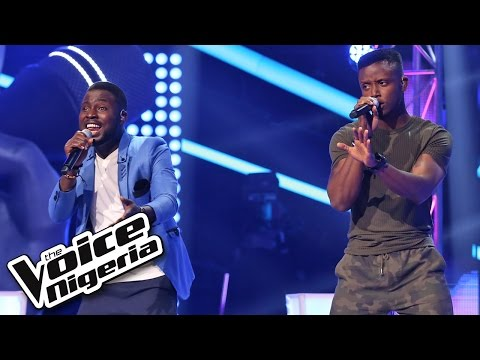 Chike vs Patrick sing 'Let Me Love You'  The Battles  The Voice Nigeria 2016