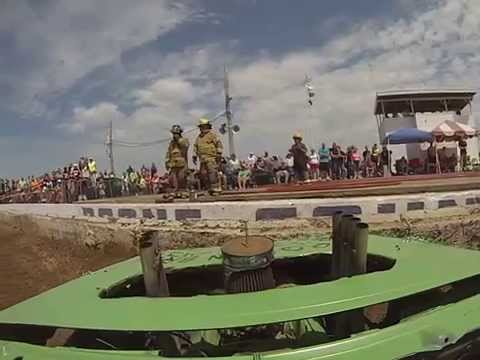 boone county demo derby gopro stock class 2014