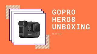 UNBOXING GoPro HERO 8 BLACK