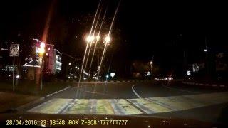 4- колеса AUDI против 1-го колеса мотоцикла, но быстрого😭 - Новороссийск