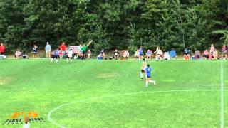 Katie Swallow 8-9-2015 U15 District Select Soccer tournament Clip1