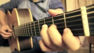 แล้วแต่ใจเธอ - NUM KALA fingerstyle guitar cover by Toeyguitaree (TAB)