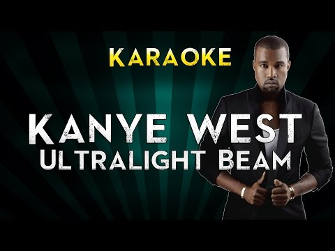 Kanye West - Ultralight Beam  | Official Karaoke Instrumental Lyrics Cover Sing Along