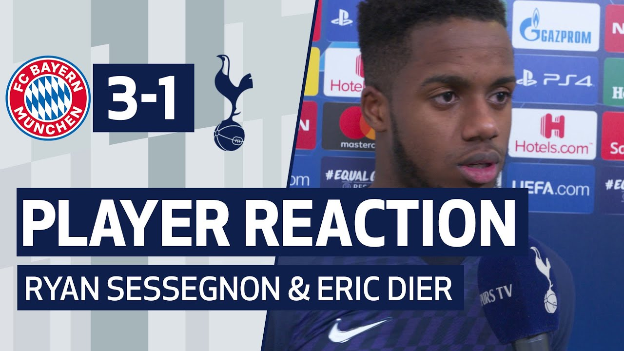 Bayern Munich 3-1 Tottenham Hotspur: Initial reactions and ...