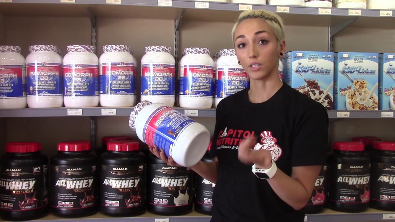 APS Nutrition Isomorph 28 Review - YouTube