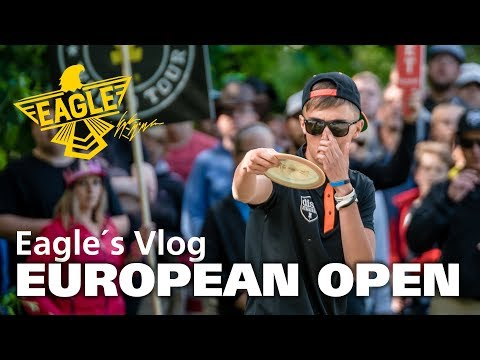 Eagle´s Vlog - European Open 2017