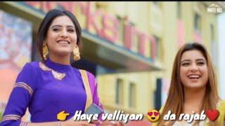 Affair WhatsApp status ll Dilpreet Dhillon ll Latest Punjabi Song 2019 ll Best Punjabi Song status