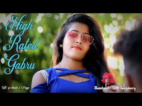High Rated Gabru - Gal Goriye | Cute Love Story | Guru Randhawa | Hindi  Song 2019|SAN Entertainment