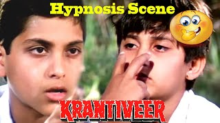 Hypnosis Scene from Krantiveer Movie