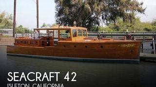 Used 1923 SeaCraft 42 for sale in Isleton, California