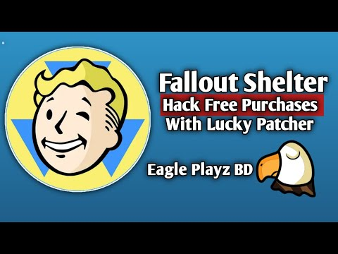 Fallout Shelter Hack! Free Purchases😱 By Lucky Patcher