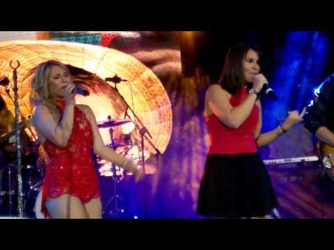 Lucía Gil y Natalia Gil - Love Yourself (17/06/16)