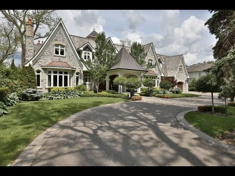 Awesome Luxury Oakville Houses For Sale, 5 Bedroom Estate Home In Old Oakville For  Sale