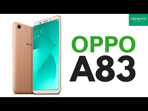 Oppo A83 2018  Final Specs, Camera, Price, Release Date, First Look