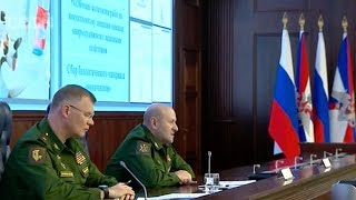 Russia accuses US of running a biological weapons lab in Georgia Russia's Defense Ministry accused the US of running a secretive biological weapons lab in the country of Georgia, saying the lab is part of a network of ..., From YouTubeVideos