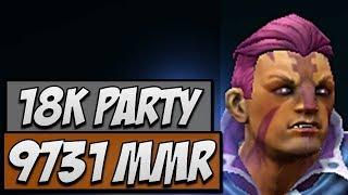 Dota 2 Gameplay - Ana Antimage with another 9K Player, Forev Riki thumbnail