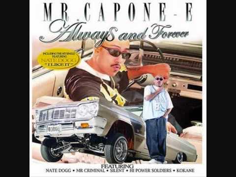 Mr.Capone-E - Me And You