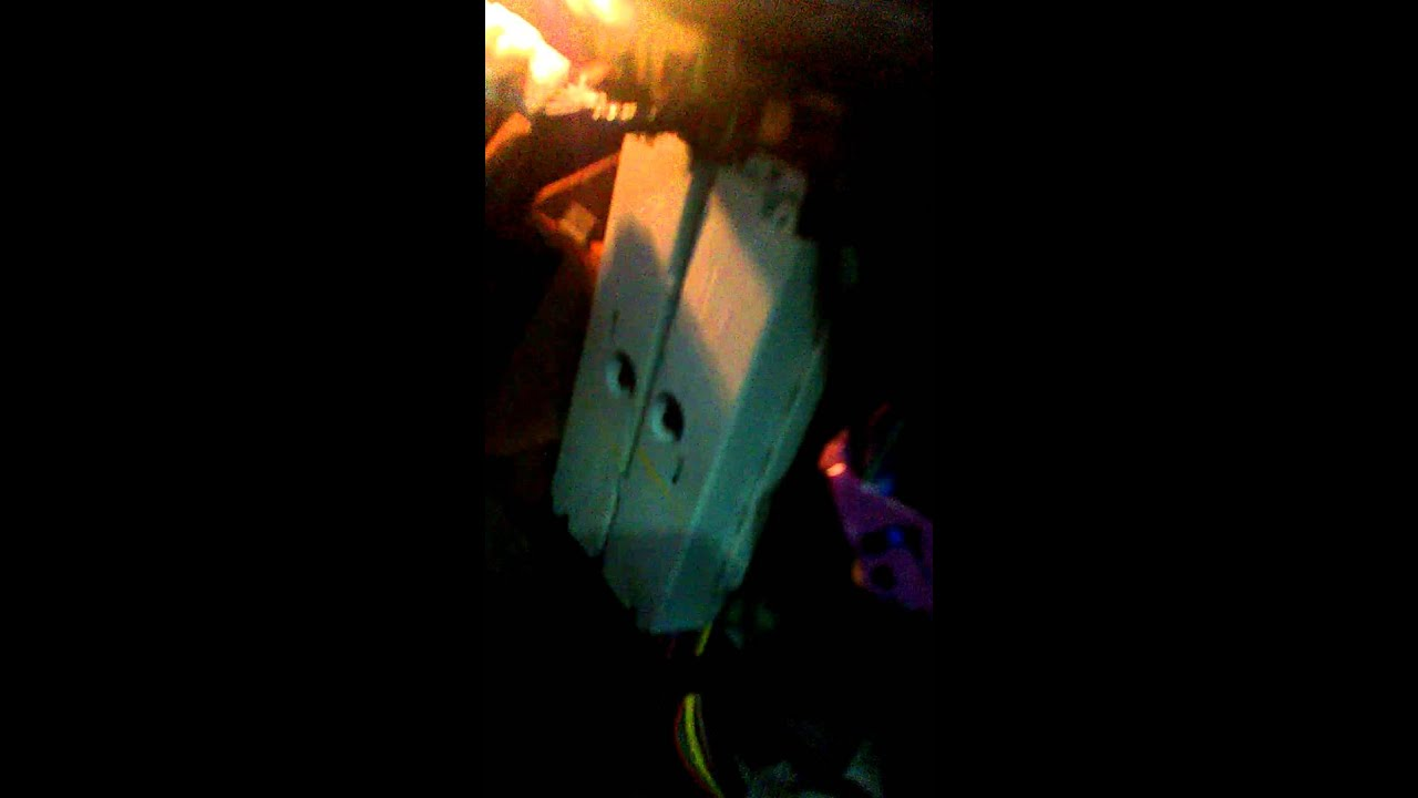 Chevy Malibu Ecm And Pcm Where Are They Youtube 2000 Fuse Box Location