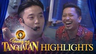 """Tawag ng Tanghalan: Ryan to Jhong: """"Echosera ka!"""""""
