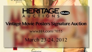 Heritage Auctions (ha.com) - Maltese Falcon (1931) In Heritage Auctions March 23 - 24 Auction