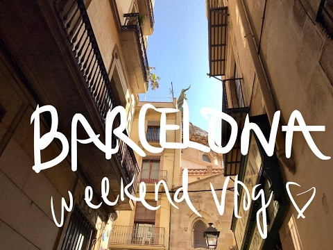 BARCA FOR A DAY//travel vlog #10