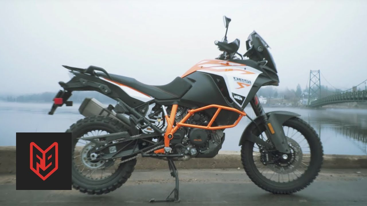 Ktm 1290 Super Adventure R Review At Fortnine Ca Youtube