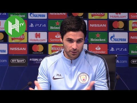 Mikel Arteta brands Manchester City display 'unacceptable' - Manchester City 1-2 Lyon