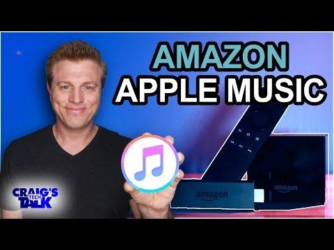 Amazon Apple Music Updates - In UK & On Fire TVs Mp3