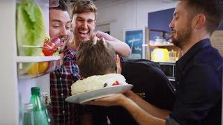SORTEDfood YouTube Advert!! And BLOOPERS!!!