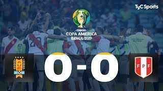 Highlights Uruguay vs. Perú | #CopaAméricaEnTyCSports