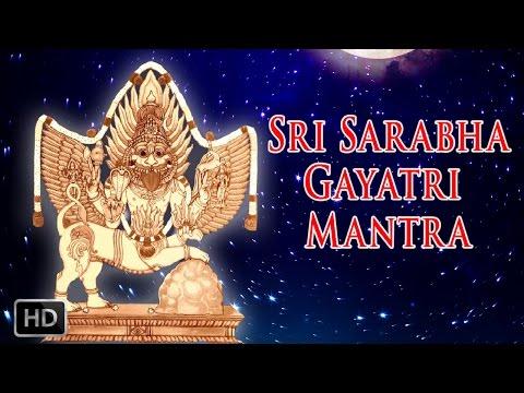 Sri Sarabha Gayatri Mantra - Powerful Mantra - Dr.R. Thiagarajan